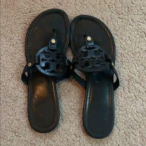 Size 7 Tory Burch Miller sandals